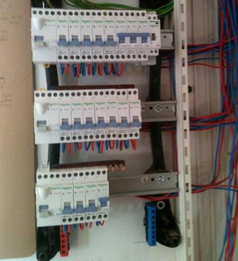 Electricien sur Bruay la Buissiere