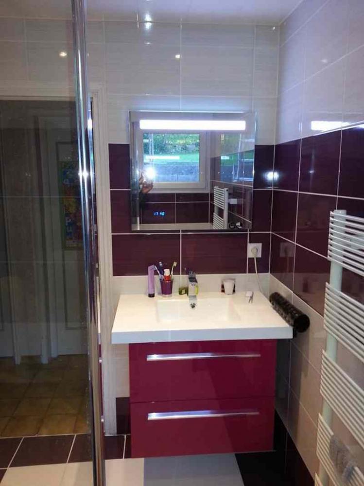 cr ation de salle de bain bruay la buissi re pose de. Black Bedroom Furniture Sets. Home Design Ideas